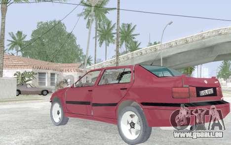 Volkswagen Vento für GTA San Andreas Seitenansicht