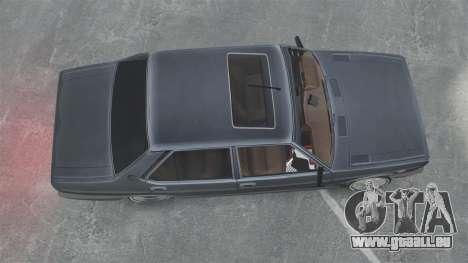 Fiat 131 für GTA 4 rechte Ansicht