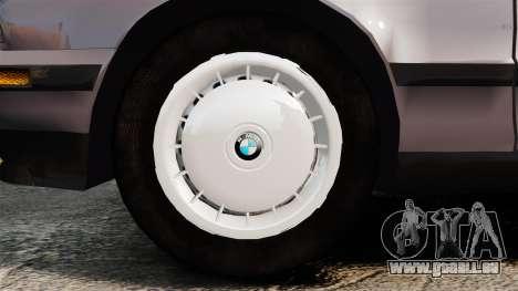 BMW 535 E34 Touring pour GTA 4 Vue arrière