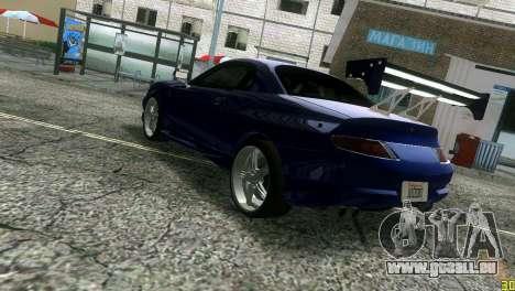 Mitsubishi FTO für GTA Vice City zurück linke Ansicht