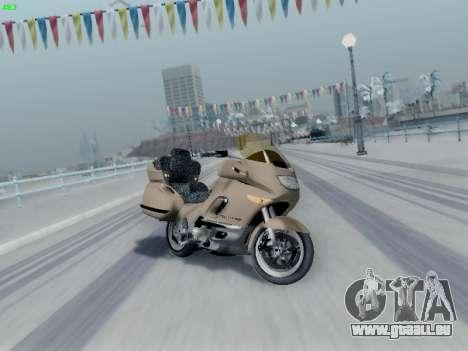 BMW K1200LT pour GTA San Andreas