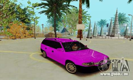 Opel Astra F pour GTA San Andreas