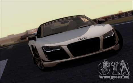 FF TG ICY ENB V2.0 pour GTA San Andreas deuxième écran