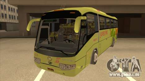 Higer KLQ6129QE - Super Five Transport S 023 für GTA San Andreas