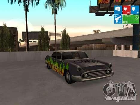 Graffity Glendale pour GTA San Andreas