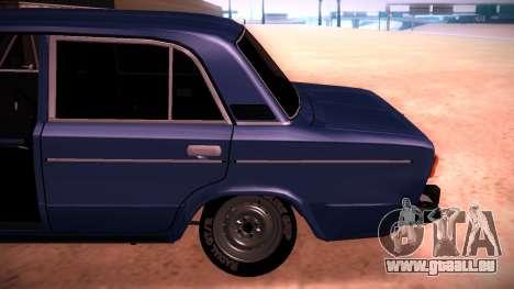 VAZ 2106 für GTA San Andreas Seitenansicht