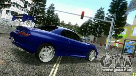 Mitsubishi FTO für GTA Vice City linke Ansicht
