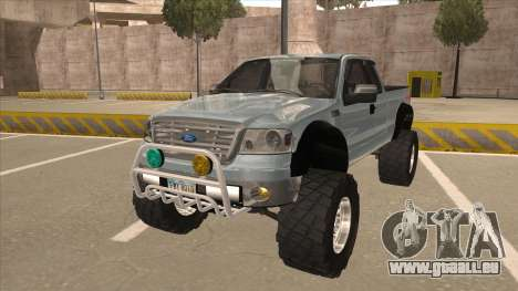 Ford F-150 EXT Off Road 2007 pour GTA San Andreas