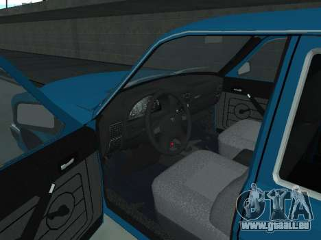 310221 GAZ pour GTA San Andreas vue arrière