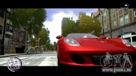 iCEnhancer Natural Tweak II pour GTA 4 secondes d'écran
