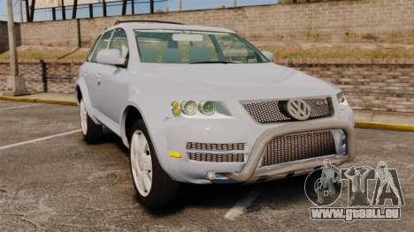 Volkswagen Touareg 2002 für GTA 4