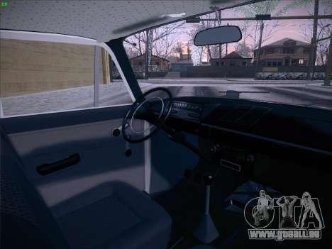 IZH 21251 pour GTA San Andreas vue de côté