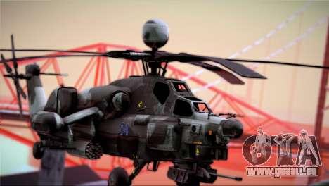 Mi-28N Havoc für GTA San Andreas