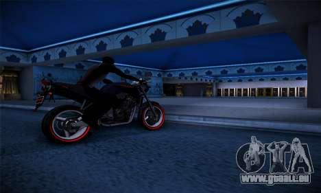 Ducati FCR900 2013 pour GTA San Andreas vue de droite