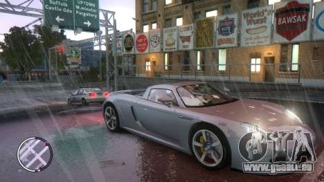 iCEnhancer Natural Tweak II pour GTA 4