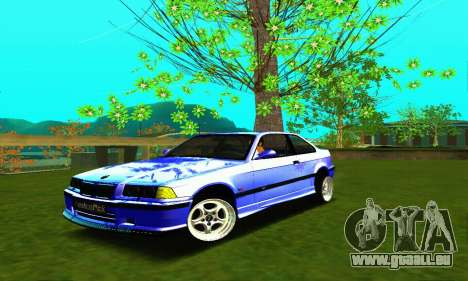 BMW E36 Low and Slow für GTA San Andreas