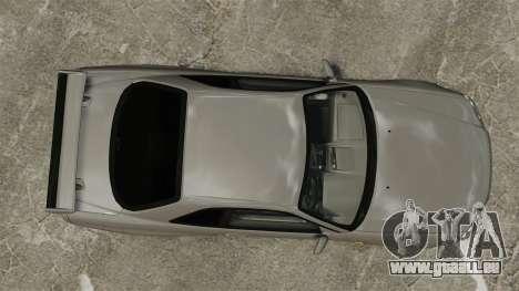 Nissan Skyline R34 für GTA 4 rechte Ansicht