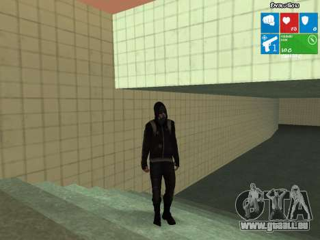 Die Schnitzeljagd von Dead Rising 2 für GTA San Andreas