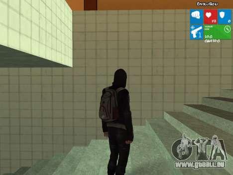 Die Schnitzeljagd von Dead Rising 2 für GTA San Andreas dritten Screenshot