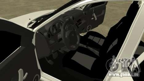 Subvention de Lada pour GTA San Andreas vue intérieure