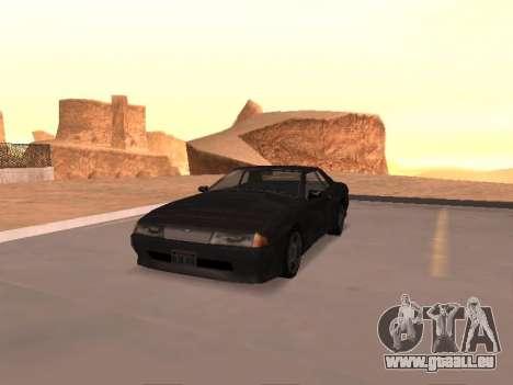 Elegy Skyline pour GTA San Andreas