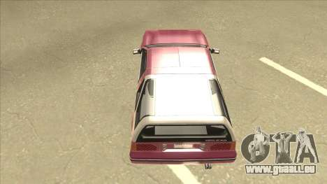 Nissan EXA L.A. Version pour GTA San Andreas