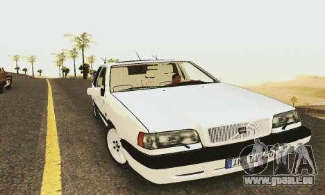 Volvo 850 pour GTA San Andreas laissé vue