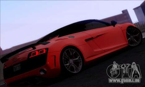 FF TG ICY ENB V1.0 pour GTA San Andreas troisième écran