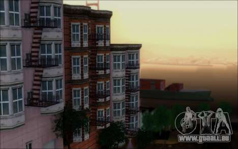 FF TG ICY ENB V2.0 pour GTA San Andreas