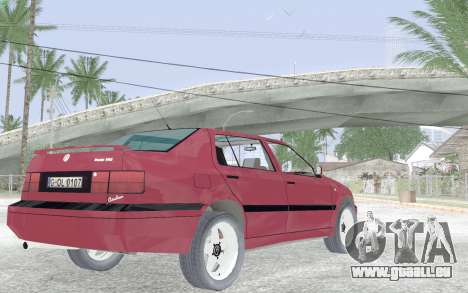 Volkswagen Vento für GTA San Andreas rechten Ansicht