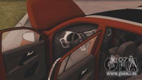 Kia Sportage für GTA San Andreas rechten Ansicht