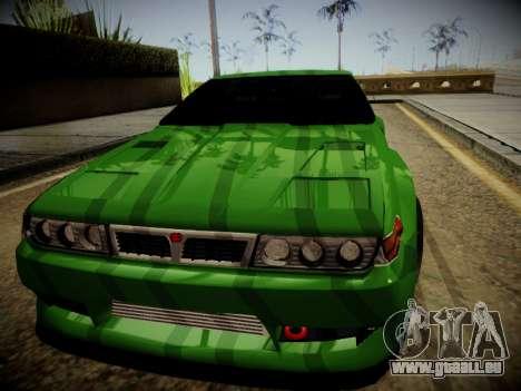 Nissan Cefiro A31 pour GTA San Andreas vue de côté