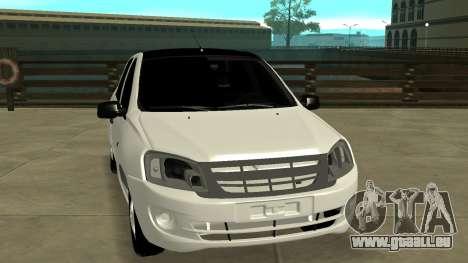 Lada Grant für GTA San Andreas Rückansicht