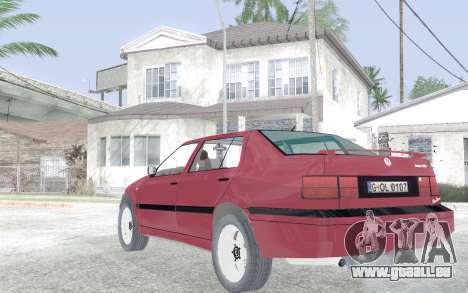 Volkswagen Vento für GTA San Andreas zurück linke Ansicht
