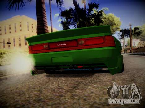 Nissan Cefiro A31 pour GTA San Andreas laissé vue