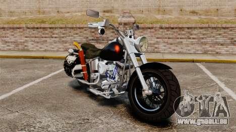 Harley-Davidson für GTA 4