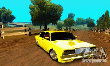 VAZ 2107 VIP für GTA San Andreas