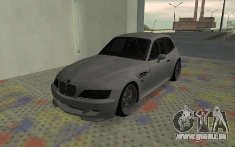 BMW Z3 M Power 2002 für GTA San Andreas
