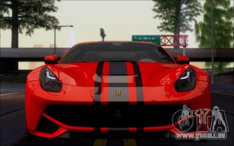 FF TG ICY ENB V2.0 pour GTA San Andreas cinquième écran