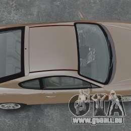Hyundai Tiburon pour GTA 4 est un droit