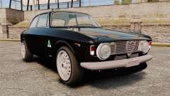 Alfa Romeo Giulia 1965 Sprint GTA Stradale für GTA 4