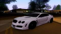 Bentley Continental GT für GTA San Andreas