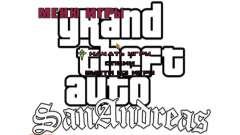Neues Menü für GTA San Andreas