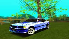 BMW E36 Low and Slow pour GTA San Andreas