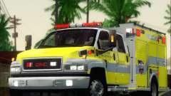 GMC C4500 Topkick BCFD Rescue 4