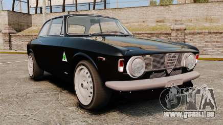 Alfa Romeo Giulia 1965 Sprint GTA Stradale pour GTA 4