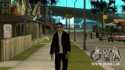 PSY pour GTA San Andreas