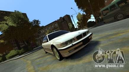 BMW 750iL pour GTA 4