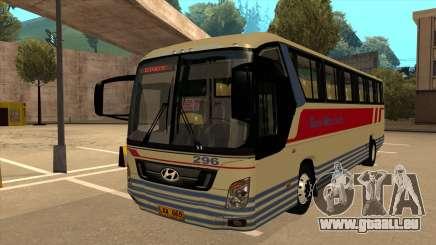 Davao Metro Shuttle 296 pour GTA San Andreas