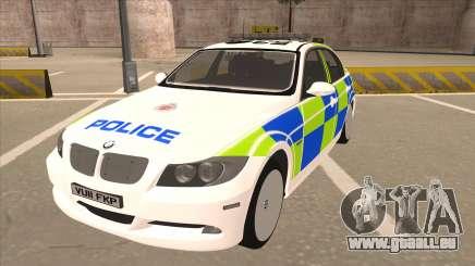European Emergency BMW 330 pour GTA San Andreas